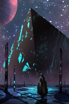 Black Pyramid by TacoSauceNinja.deviantart.com on @DeviantArt