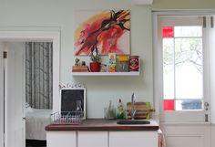 #homeideas #cottage #interiorideas #whitefloors #victoriancottage #homedecorideas #diyideas #funinteriors #brightinteriors #minimalistdecor #lightspaces #vintageinteriors #vintagedecorideas #decorideas www.nikkiandnicholas.com