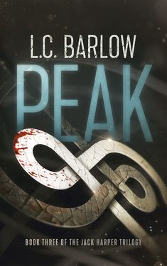 PEAK, the third book in the Jack Harper Trilogy, comes out this week. See what Tony thought of it! #horror #amreading