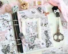 #Repost @lestendressesdemary ・・・ Cela faisait bien longtemps que je ne vous avais pas présenté de travail de planner...Voici ma dernière création avec le magnifique papier @primamarketinginc...Qu'est-ce que vous en pensez? Belle soirée mes papillons #diy #handmade #primamarketing #flowers #handmade #lyon #madeinfrance #creatrice #plannergirl #inspiration #pink #rose #pastel #ciseau #maskingtape #plannercommunity #plannerlove #bird #imagination #paper #papier #embellishment #dies #butter...