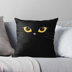 Halloween Decorations, Throw Pillows, Studio, Toss Pillows, Decorative Pillows, Halloween Prop, Decor Pillows, Scatter Cushions, Study