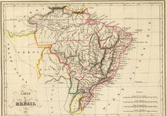 Site libera mais de 70 mil mapas antigos para download gratuito                                                                                                                                                                                 Mais
