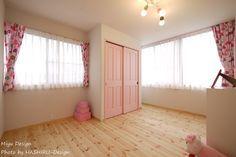 ラブリーな女の子の子供部屋 | SUVACO(スバコ)