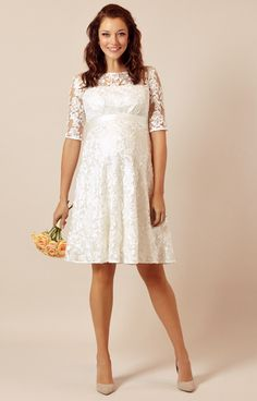 41ba7c4e14d 44 Best White Maternity Dresses images