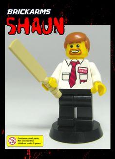 LEGO Shaun