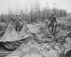 Searching for Von der Heydte Fallschirmjaeger in Jalhay (Porfays exactly) on December 17 1944 - :)
