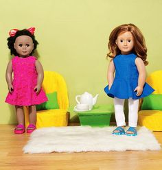 18 inch Doll Clothes Pattern 18 inch Doll Furniture by blue510