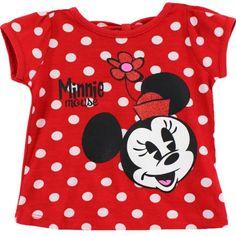 Minnie Mouse Girls Red T-Shirt (6) Disney http://www.amazon.com/dp/B00K1KP3X8/ref=cm_sw_r_pi_dp_-gcRub1QN6XXE
