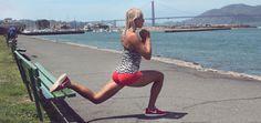 Des exercices de squat pour avoir de belles jambes musclées, et pour raffermir les fessiers et les cuisses.