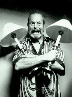 Terry Gilliam - One of my favorite directors along with his work with Monty Python!