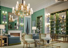 I didn't want to leave! Tory Burch Heads to Georgetown | Style News | Washingtonian