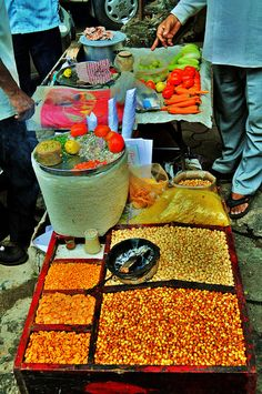 Mumbai: Street Food #India