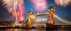 Book #NewYears in London at http://www.gobooktrips.com New Year's Celebration: London New Year's Celebration: LondonLimited to 24 guests 5 Days   From $5,995 Dec 29, 2016-Jan 2, 2017 Your Inspiring Accommodations:Brown's Hotel • Welcome 2017 with a view of the incredible London fireworks from an exclusive viewing area at the edge of the Thames • Relax in elegant Brown's Hotel, one of the most renowned in the capital • Have lunch at The Shard, Western Europe's tallest building, and take in…