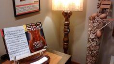 Que no falte la The Strad Magazine mensual en nuestra sala de espera