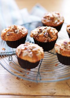 Banoffee Muffins. These sticky toffee and banana muffins are guaranteed to sell out for any bake sale!