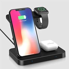 Cable Storage, Leather Jewelry Box, Apple Watch Series 1, Iphone 11, Charger, Samsung Galaxy, Airpods Pro, Stand Design, Babysitting