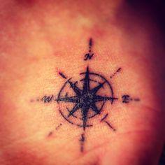 tumblr compass tattoo | compass tattoo # tattoo # traditional tattoo # hand tattoo