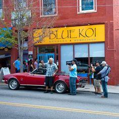 4. Blue Koi Noodles & Dumplings - Kansas City
