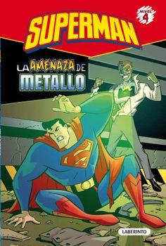 El cruel Lex Luthor ha envenenado al criminal John Corben y amenaza con no darle el antídoto hasta que este le haga una promesa: permitir que Luthor lo convierta en un robot alimentado a base de kryptonita. Superman deberá evitar que Metallo descargue su ira sobre Metrópolis.   http://www.edicioneslaberinto.es/libros/620/la-amenaza-de-metallo