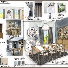 planche tendance nature r alis par act 39 int rieur d coration home staging home organiser. Black Bedroom Furniture Sets. Home Design Ideas