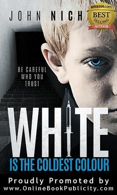White is the Coldest Colour: A gripping dark psychological suspense thriller (Dr David Galbraith Book by [Nicholl, John] Book 1, The Book, Book Cafe, Books To Read, My Books, Self Publishing, Book Authors, Audio Books, Colour