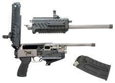 Modern Firearms - Fostech Origin-12 shotgun (USA)