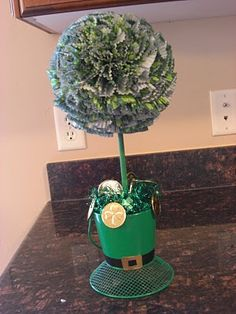 I want to make this for my centerpiece. @ projectsjustforme blog