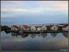 Sea-houses in Skudeneshaavn, Rogaland, Norway. FB: TONE LEPSØES PICTURES