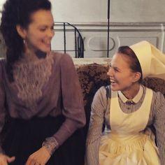 """""""Charité"""": Diese Krankenhausserie schreibt Geschichte   HÖRZU Alicia Von Rittberg, Instagram Posts, Movies, Medical Drama, History, Films, Cinema, Movie, Film"""