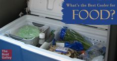 What's the best cooler for food storage? Do you need an expensive one or will a Coleman one do okay? When do you need to spend the money? What we've learned.