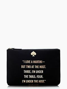 kate spade bag. the quote was way too funny not to pin it haha