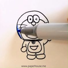 Take some time to get creative and rest your mind from all the outer worries . Marker Kunst, Marker Art, Cute Doodle Art, Doodle Ideas, Avengers Drawings, Doraemon Cartoon, Bujo Doodles, Art Painting Gallery, Easy Drawings For Kids