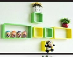 Home :: Home & Furniture :: Decor :: Wall Decor :: Wooden Wall Decor :: Woodkartindia Wooden Fancy Wall Shelves Set of 6 Wooden Shelf Design, Wooden Wall Decor, Wood Wall Shelf, Wall Shelves Design, Wooden Walls, Wall Design, Gadgets, Wall Decor Online, New Years Decorations