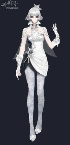 Aion's Tac Officer's Divine Set... but also wicked wedding dress design ideas.