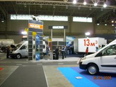 Check out http://www.eastform.com/ for more information on the Stand builder Moscow and Moscow exhibition constructor.