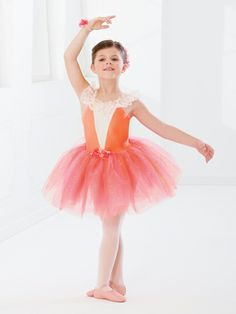 My Darling Clementine | Revolution Dancewear Alexandria's Sunrise/Sunset costume 2014 Spring Recital