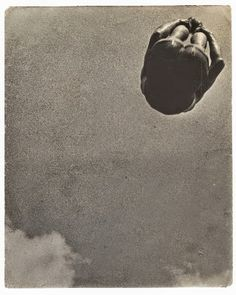 Aleksandr Rodchenko (Russian, Dive (Pryzhok v vodu) 1934 Gelatin silver print 11 x 9 x cm) The Museum of Modern Art, New York Thomas Walther Collection. Gift of Shirley C. Burden, by exchange Alexander Rodchenko, Russian Constructivism, Russian Avant Garde, Vision Photography, Modern Photographers, Gelatin Silver Print, Russian Art, Museum Of Modern Art, Dieselpunk