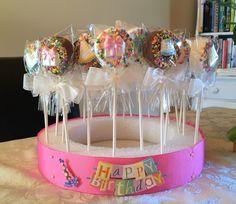 Birthday Oreos