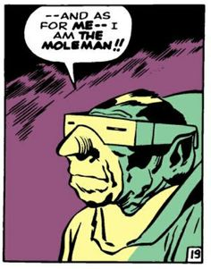 'Nuff said, eh? Fantastic Four Jack Kirby Comic Book Artists, Comic Artist, Comic Books Art, Marvel Villains, Marvel Heroes, Jack Kirby Art, Dc Comics Art, Marvel Comics, Comic Book Panels