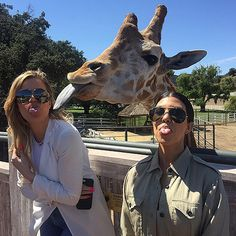See How Celebs Spent Their Summer Vacation -  Khloe and Kourtney Kardashian