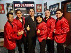 Contratar a Los Charros: https://worldmusicba.com/contratar-a-los-charros/ Teléfonos: (011) 4371-7571 - 4371-3092 / Mail: infoguiad@worldmusicba.com / Whatsapp: +5491161373030 (de 10 a 17 hs)