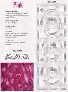crochet - caminhos de mesa -runners - Raissa Tavares - Álbuns da web do Picasa