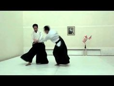 The Five Aikido Steps