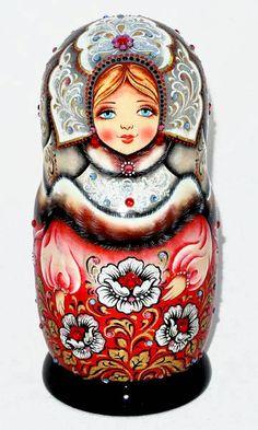 Russian Matryoshka Russian Nesting DollsArt Ideas Home Nature More Pins Like This At FOSTERGINGER @ Pinterest
