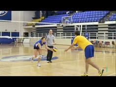 On Court - 2012 Volleyball Champions Program | Prehab and Conditioning Warmup