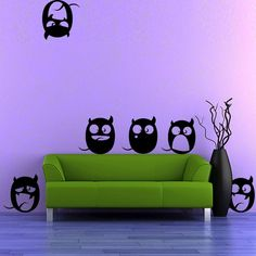 Little Monsters - Halloween Decorations