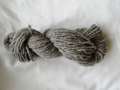 Isle of Lewis natural Chunky yarn hanks from my own sheep Going Gray, Yarn Shop, Chunky Yarn, Knitting Needles, Natural Light, Brown And Grey, Crochet Hooks, Sheep, My Etsy Shop