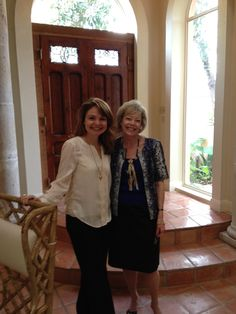 Michelle Ellis & Jane Boddy from our Alamo Heights office in the special listing at 112 Auburn Place