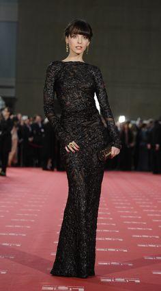 Leticia Dolera attends Goya Cinema Awards 2012 at Palacio Municipal de Congresos on February 19, 2012 in Madrid, Spain.