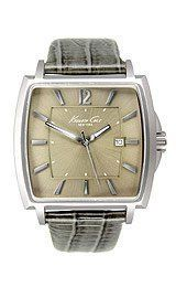 Kenneth Cole New York Leather Grey Dial Men's watch #KC1803 Kenneth Cole. $54.95. Save 52% Off!